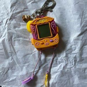 LPS (Littlest Pet Shop) Keychain Monkey Game